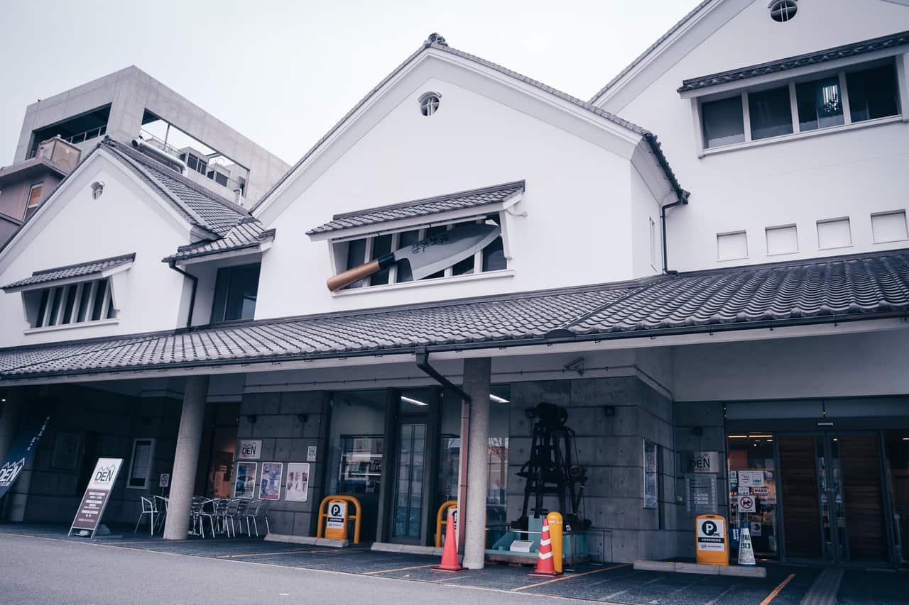 El Museo de Artesanía Tradicional de la Ciudad de Sakai