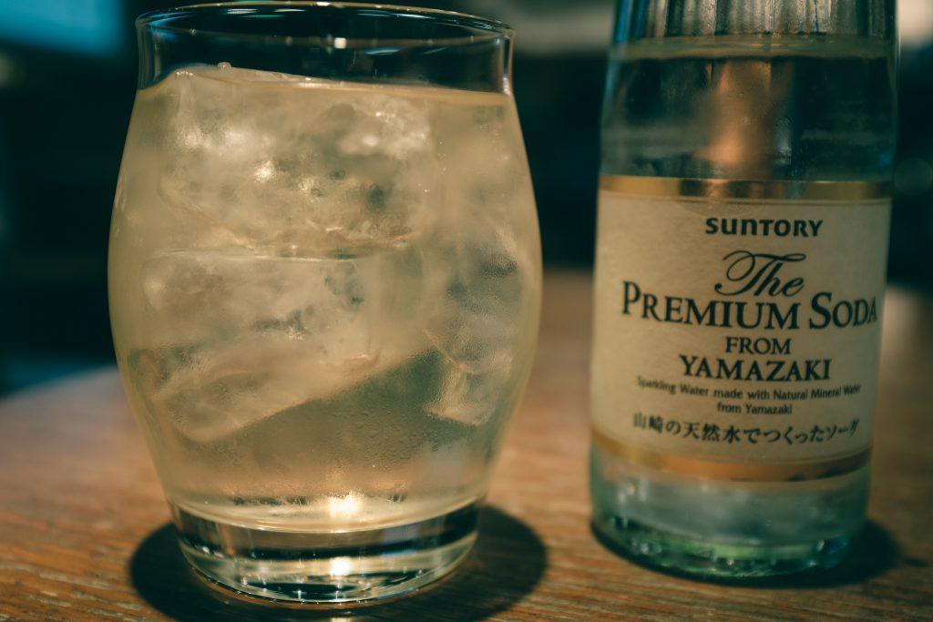 whisky con soda básico