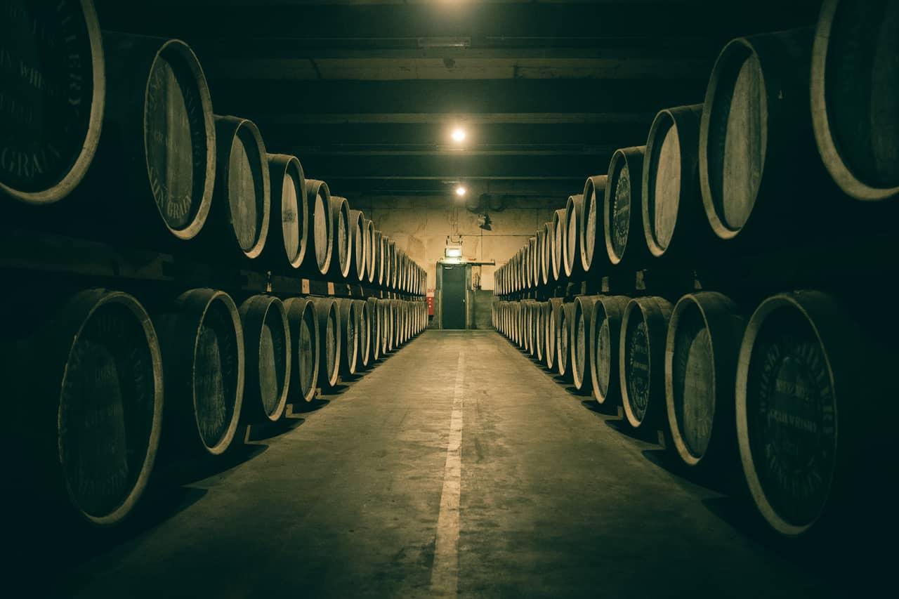 Degustación de whisky japonés en la destilería Yamazaki en Osaka