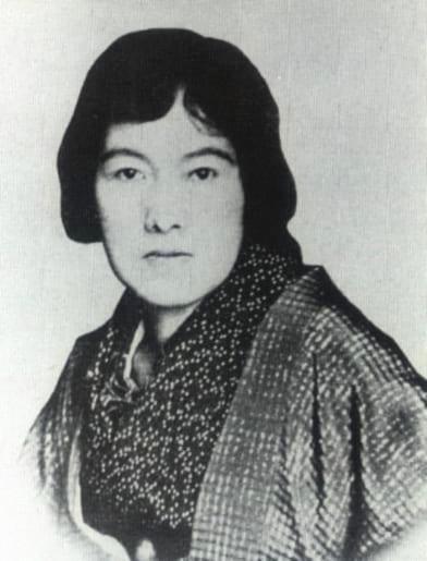 Akiko Yosano, una de las primeras feministas japonesas
