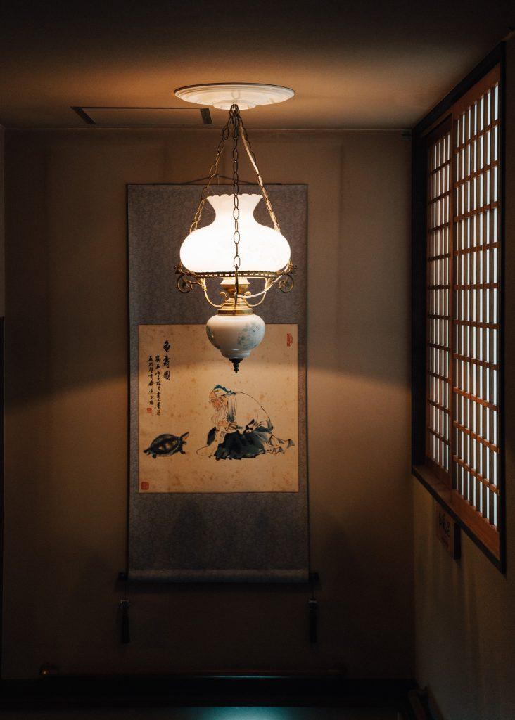 Habitación de un ryokan en Akita