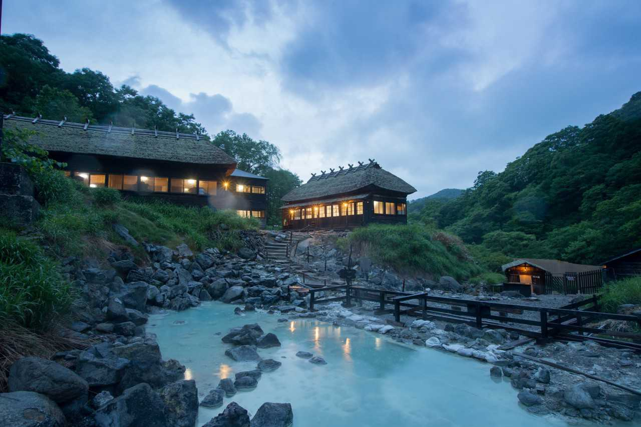 Nyuto Onsen : siete fuentes termales para disfrutar de las cuatro estaciones en Akita
