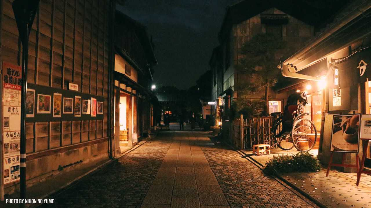 Kawagoe: un día al pasado, a un paso de Tokio