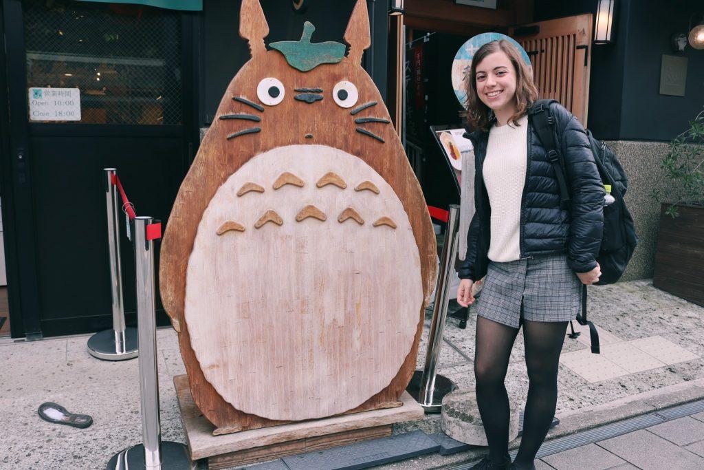 Tienda Ghibli, Kawagoe, Saitama, Japón