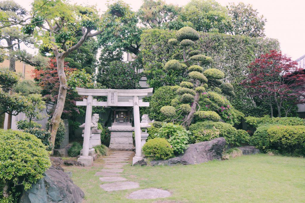 Un precioso santuario rodeado de naturaleza