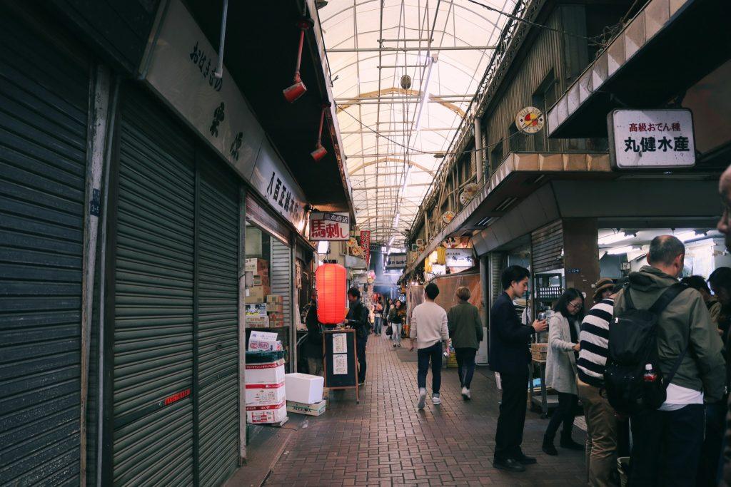 Calle general de Ichibangai
