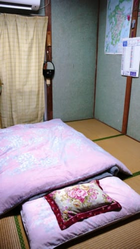 Alojamiento tradicional en Kitsuki, Nakayamaga, isla de Kyushu, Japón