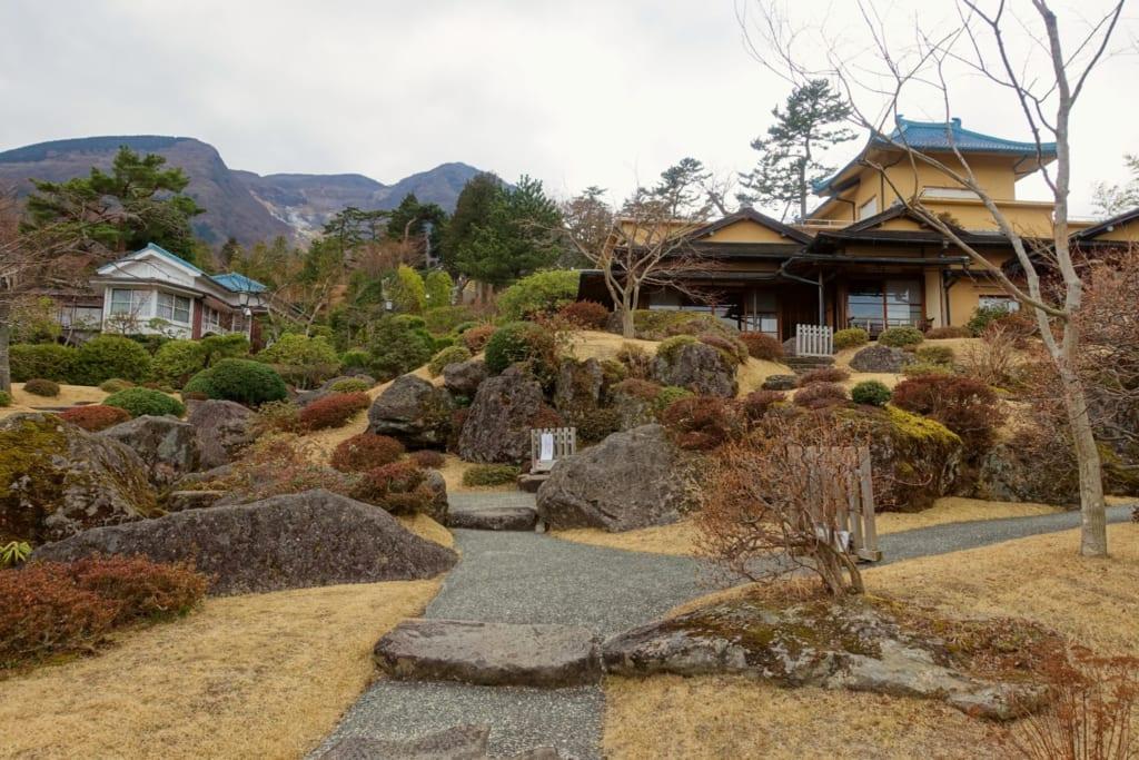 El Hakone Museum of Art, Kanagawa, Japón