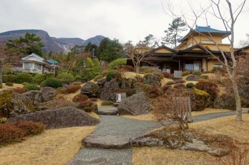 Hakone Museum of Art, Hakone, Kanagawa, Japón