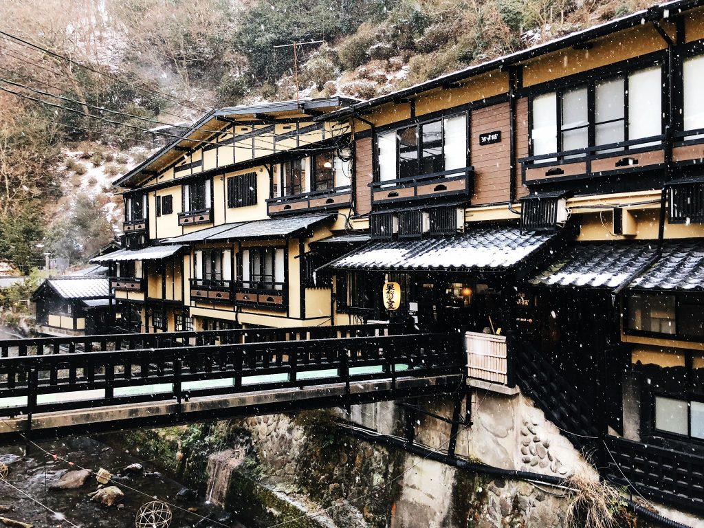 Experiencia en el magnífico Kurokawa Onsen en Kumamoto