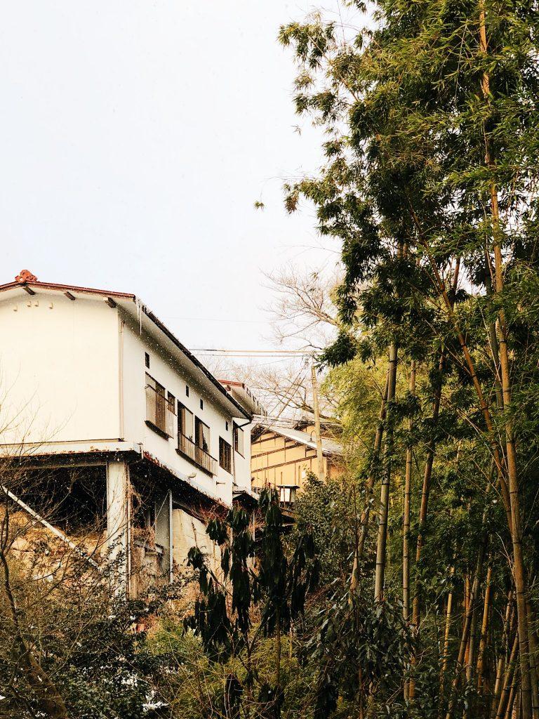 Kurokawa, Kumamoto, Kyushu, Japón