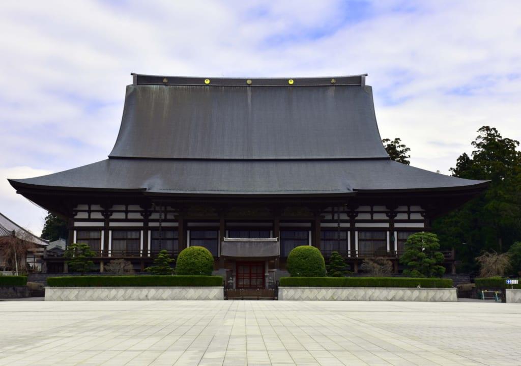 Templo Taisekiji, Fujisawa, Japón