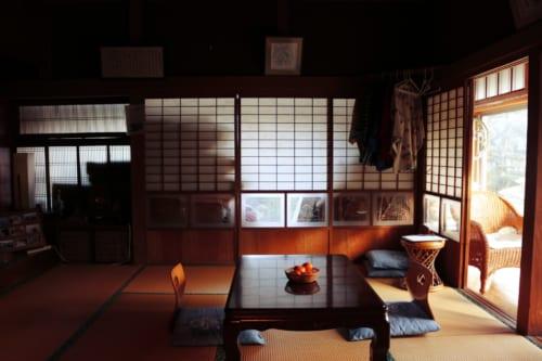 La casa Yuyuan, Izumi, Kagoshima, Japón