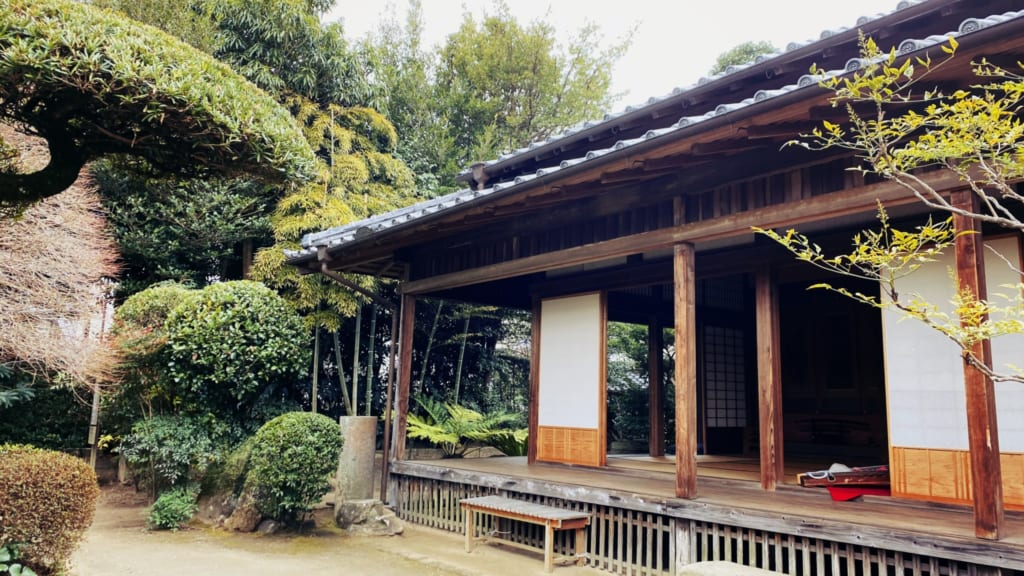Ciudad samurai, Izumi, Kagoshima, Japón