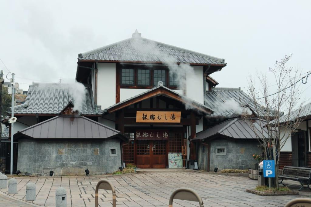 Mushiyu, el famoso onsen de la ciudad de las aguas termales