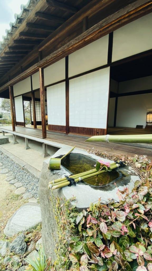 Residencia Ohara, ciudad samurai de Kitsuki, península de Kunisaki