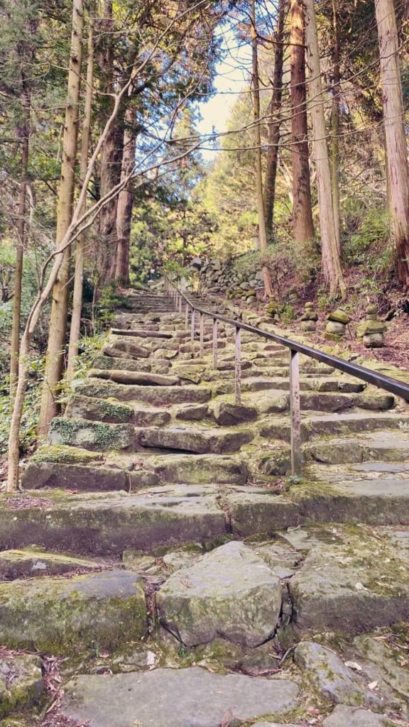 El templo japonés Futagoji, península Kunisaki