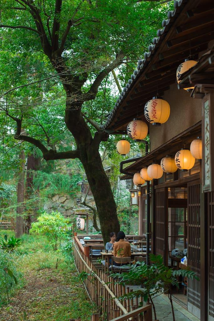 Cafeteria tradicional