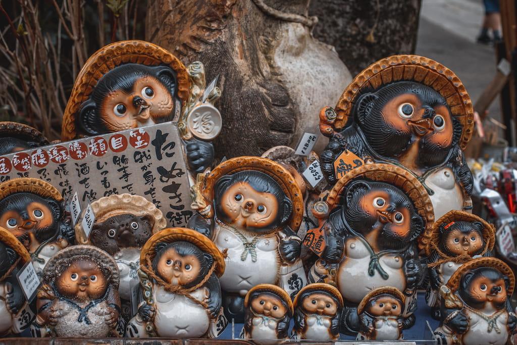 Artesania de Jindaiji-Gama