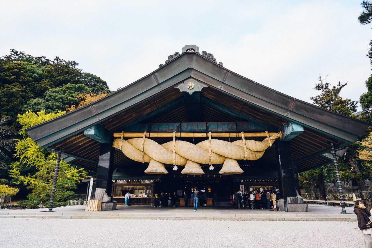 Cómo llegar hasta el santuario Izumo Taisha desde Hiroshima