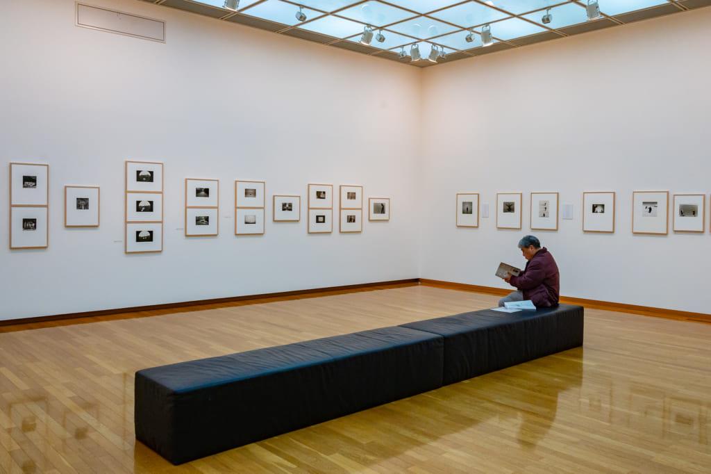 Galería del museo Shoji Ueda