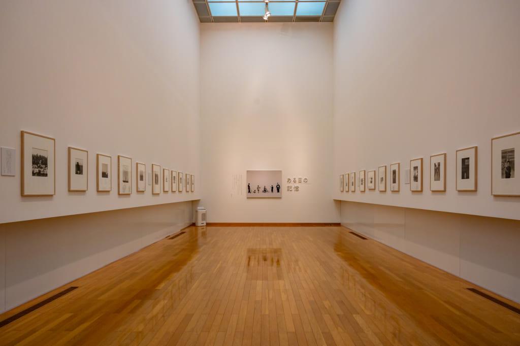 Exposición en el museo de fotografía de Shoji Ueda