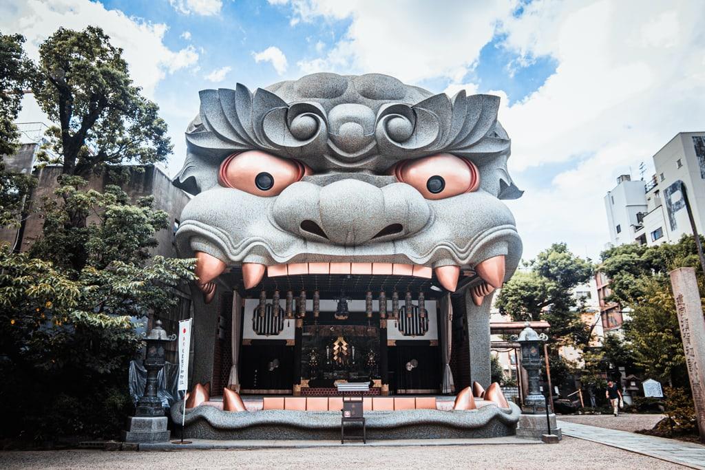 Lugares sagrados de Japón: sorprendentes santuarios y templos en Osaka