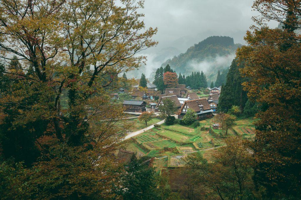 El pueblo Gokayama: Patrimonio de la Humanidad por la UNESCO