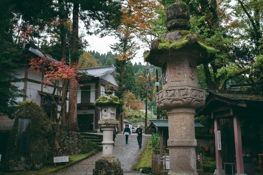 Templo Nisseki, Prefectura de Toyama.