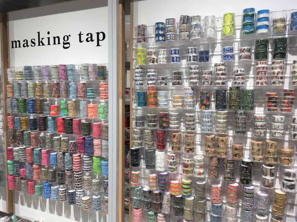 Masking tap, Loft, Tokio, Japón
