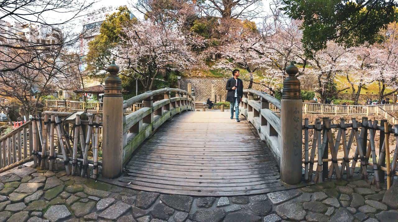 El barrio de Oji, oasis natural e histórico de Tokio