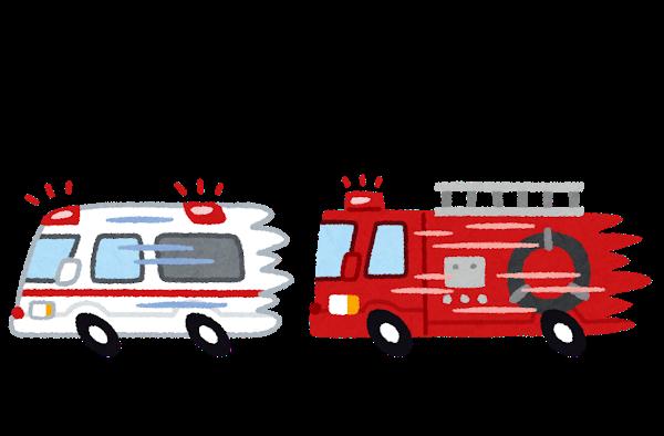 Una ambulancia te puede ayudar en Japón