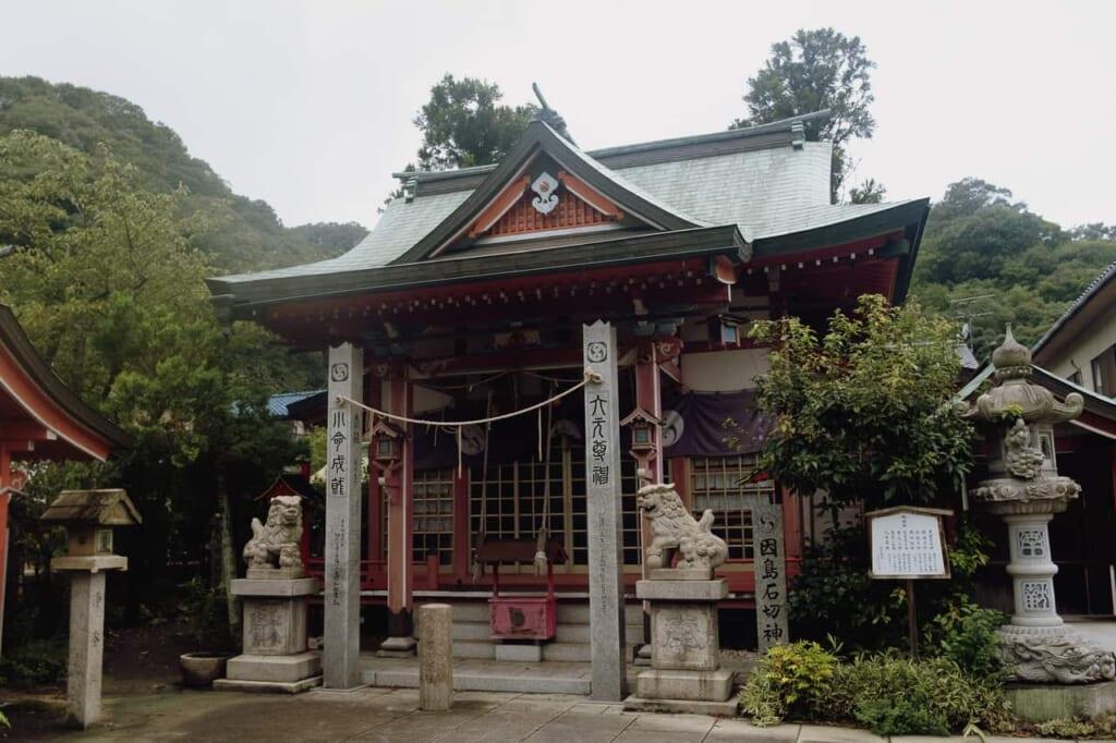 Santuario dedicado a Honinbo
