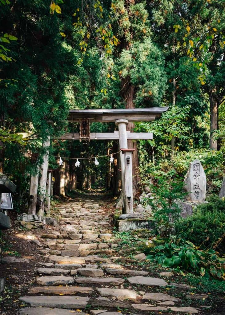 Templos y santuarios japoneses