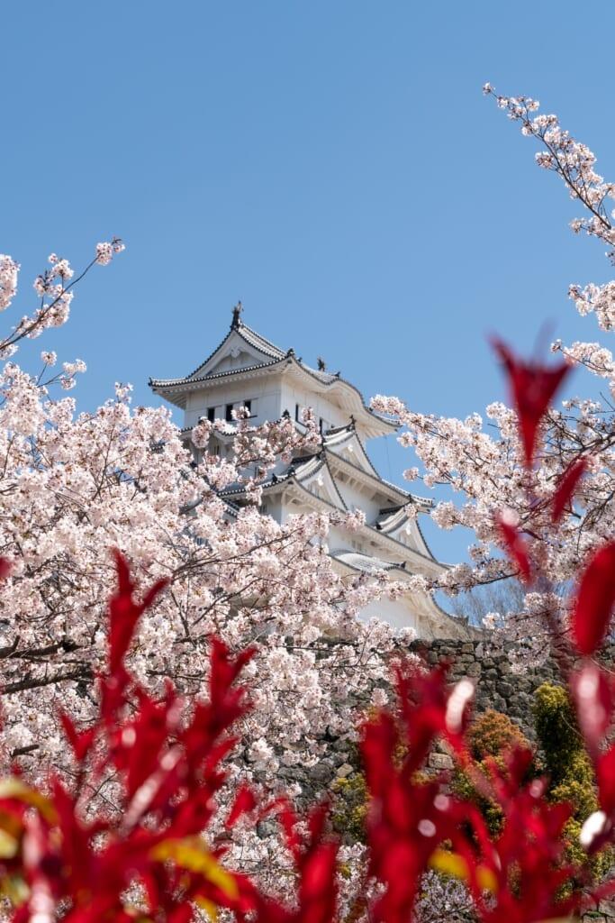 Castillo de Himeji, donde dicen que habita un yurei