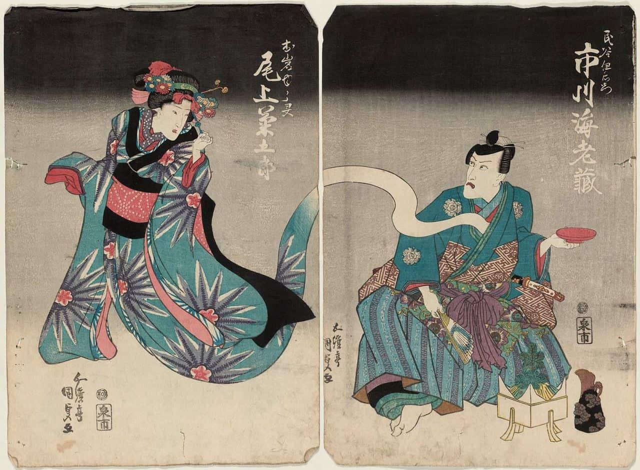 Los yurei: conoce los fantasmas japoneses a través de la historia y la cultura