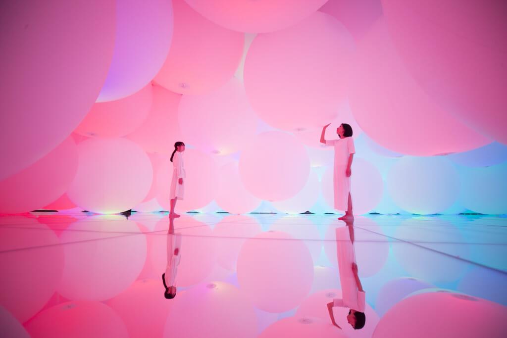 Exhibición Expanding Three-Dimensional
