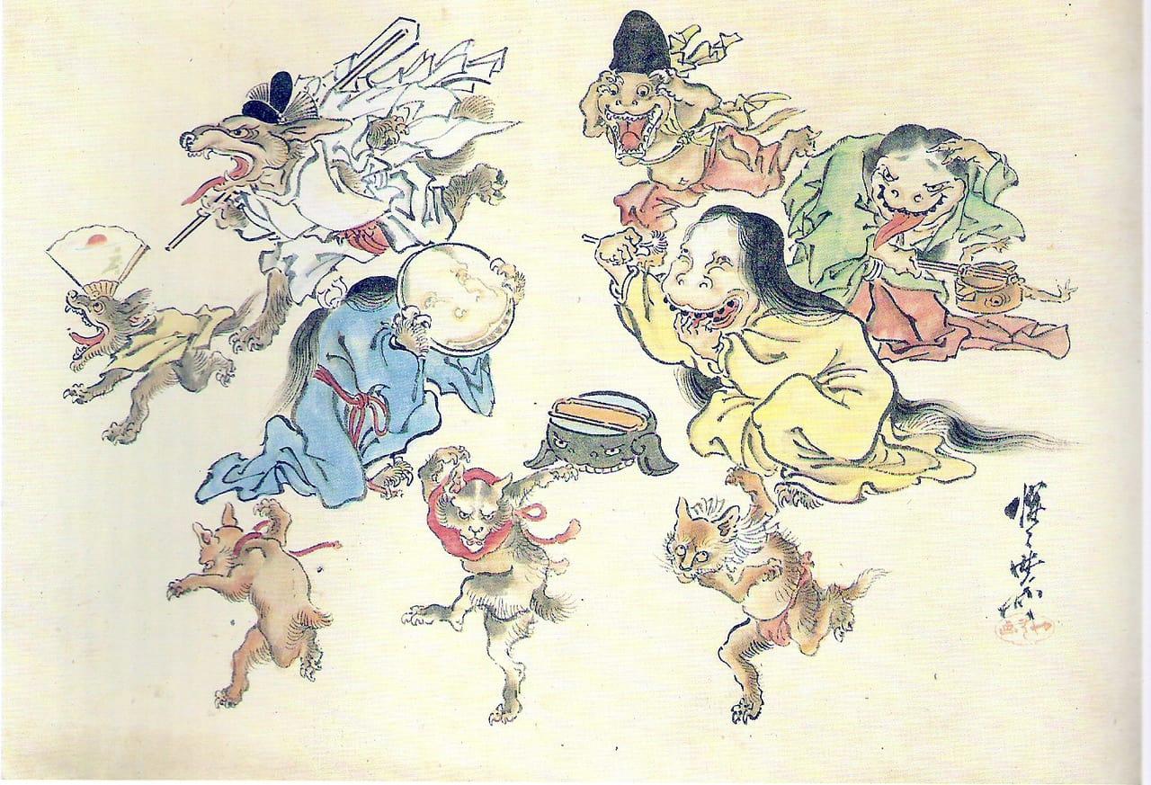Yokai: los monstruos legendarios que habitan en Japón