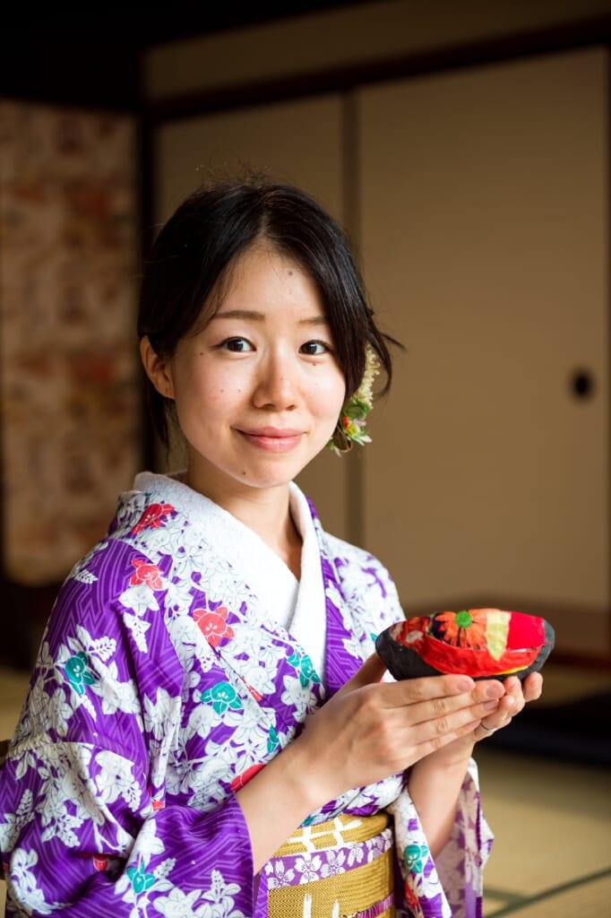 Colaboradora de las cajas de productos Japoneses Peko Peko Box