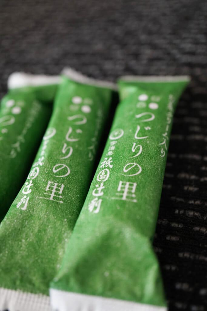 Algunos de los productos japoneses, en concreto, comida