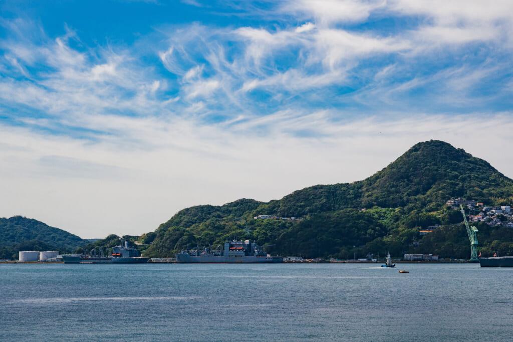 El mar, el compañero de viaje para ir hasta la isla de ojika