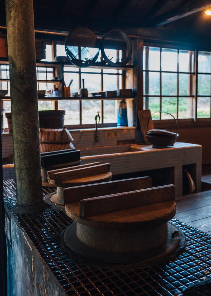 Relíquias en el pueblo Nozaki