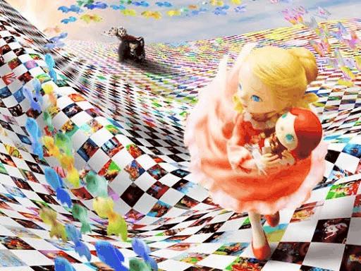 Imagen promocional de Nutcracker Fantasy, representa el Kawaii de Harajuku