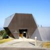 El museo de Toyo Ito durante Shimanami Kaido