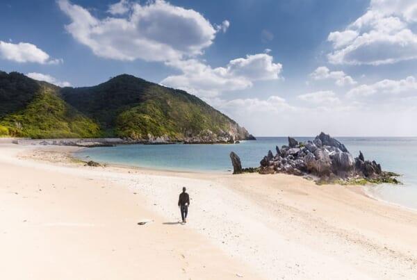 Viajar seguro a Okinawa durante 2021