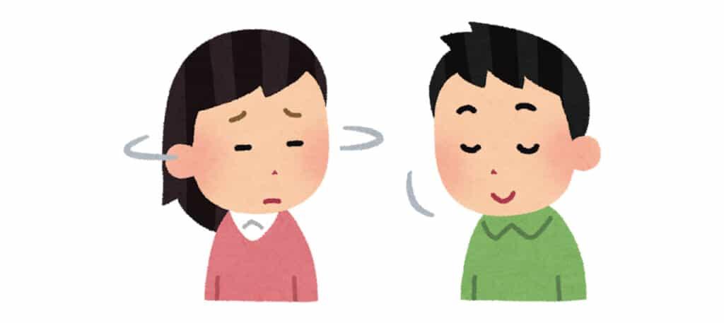 ¿Cómo se dice sí y no en japonés?