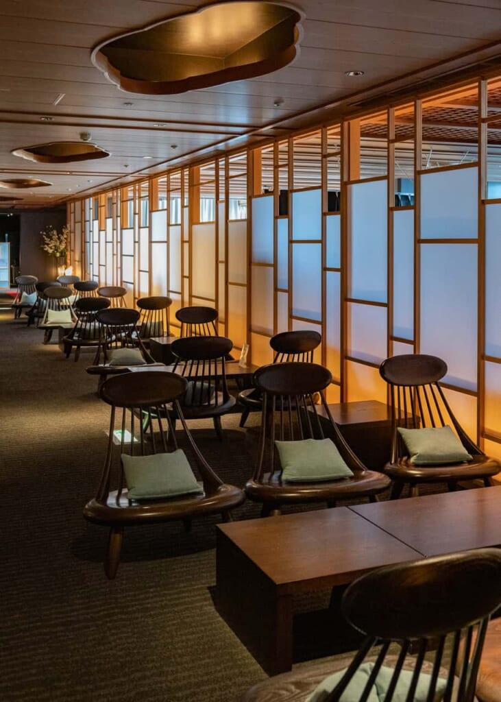 El restaurante del resort en Hamamatsu, Shizuoka