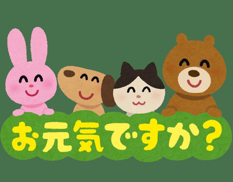 Saludar en Japón: Genki desu ka