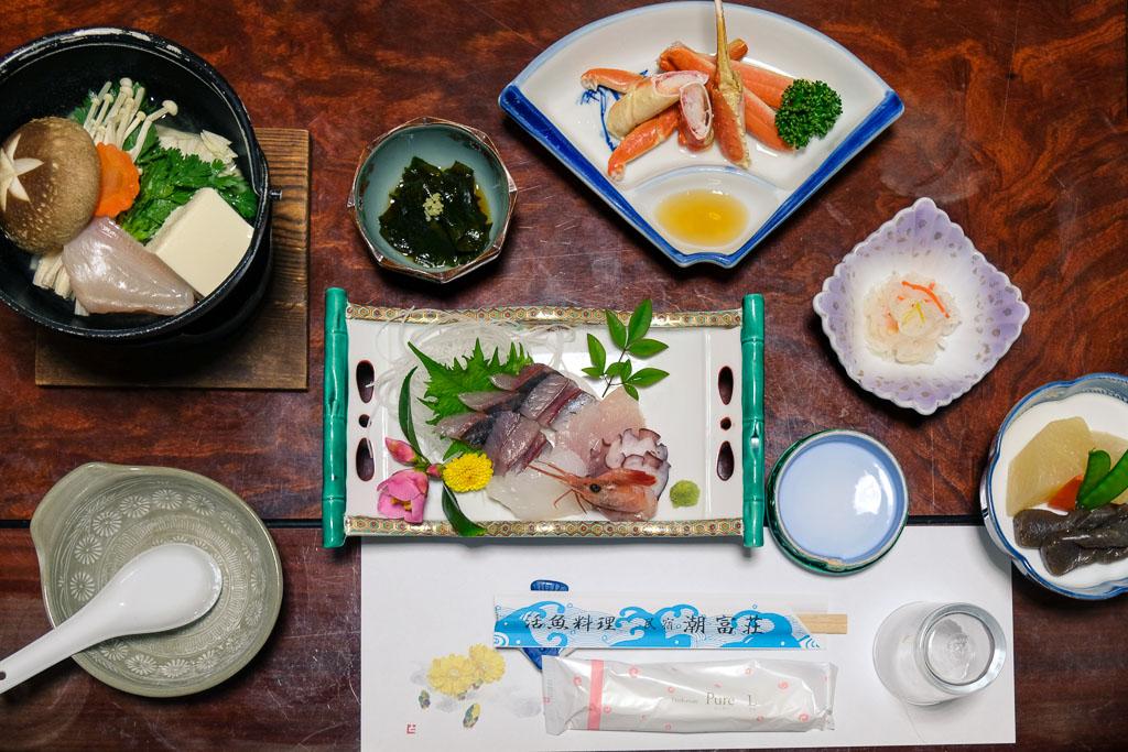 La comida kaiseki: saborea la esencia japonesa