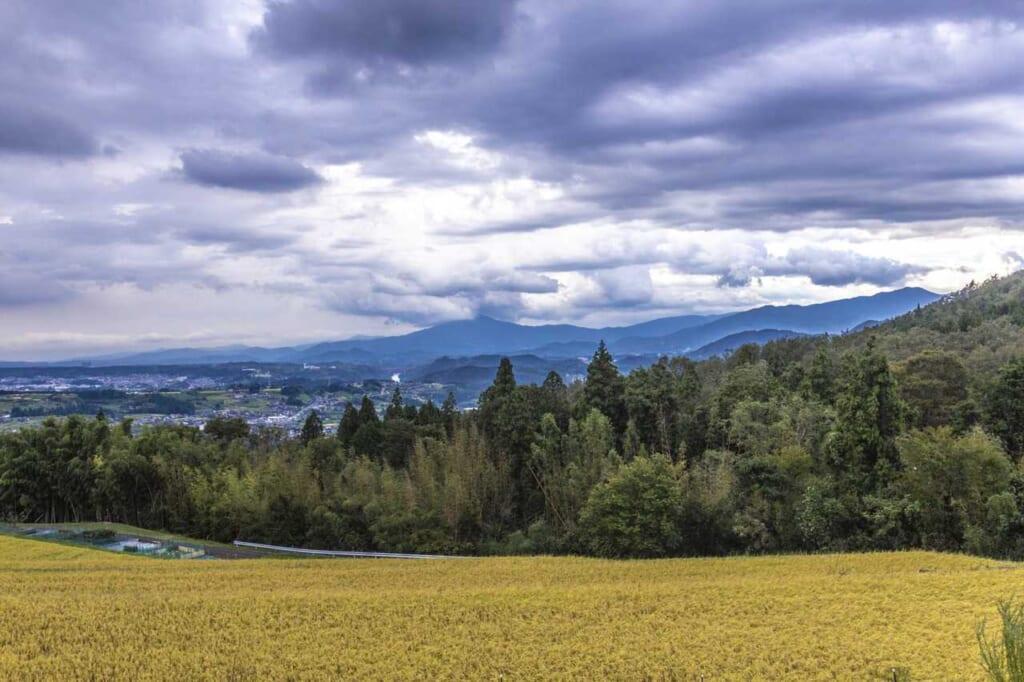 Durante la ruta Nakasendo se cruzan muchos pueblos de Japón